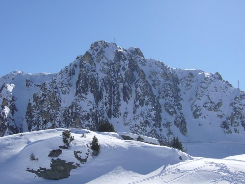 montagne, soleil, ski et transpiration P1000311