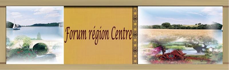 Forum région Centre