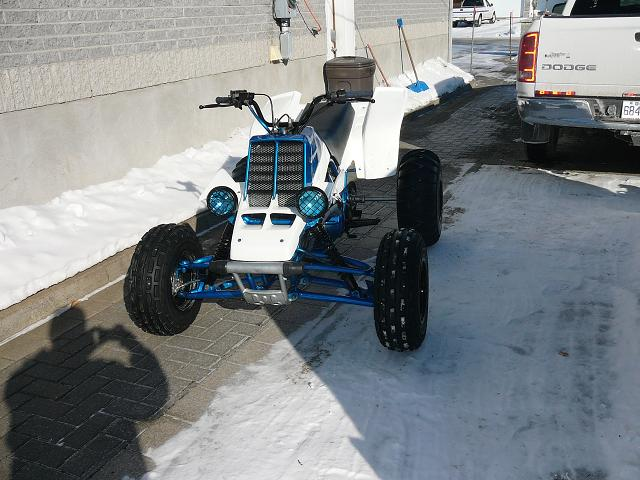 évolution Banshee twin 370cc (made in QC) Photo_12