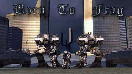La Team |=BTF=| Born To Frag sur BF2142