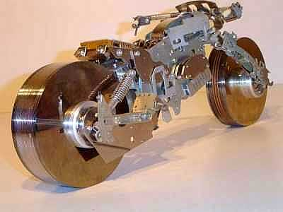 disque dur moto