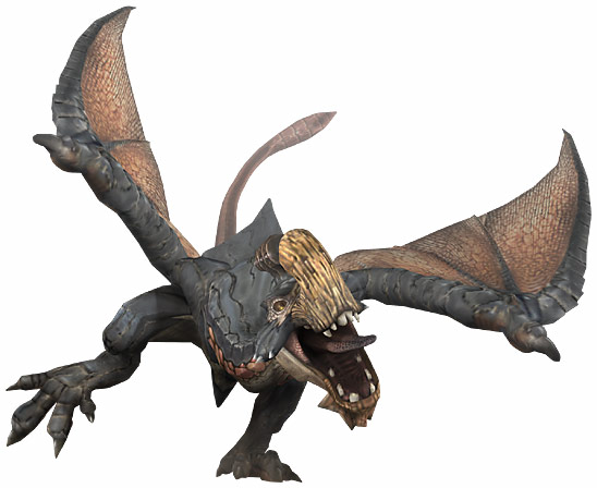 descripciones de los monstruos Dl_m3010