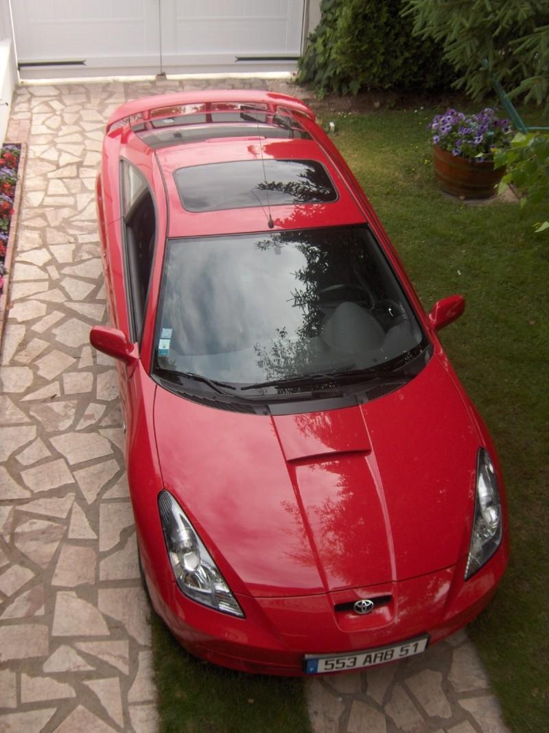Toyota Celica T23 - Les autos des lecteurs - Création