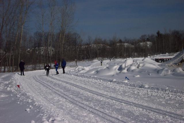Ski de fond - 6e Championnat régional - 15 février 2007 Ski_de28