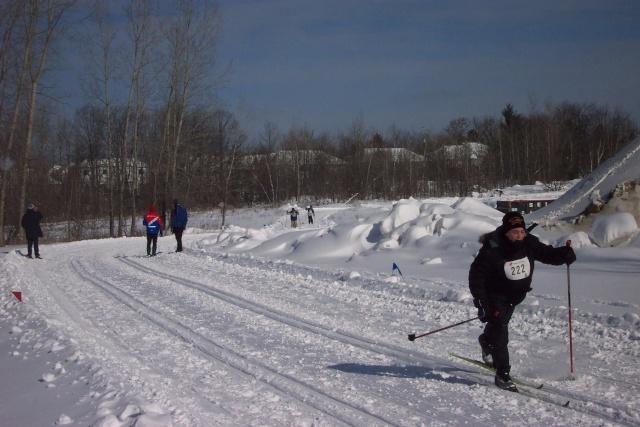 Ski de fond - 6e Championnat régional - 15 février 2007 Ski_de29