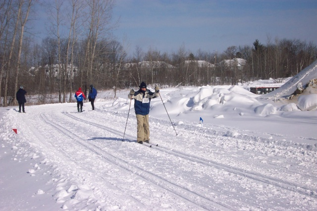 Ski de fond - 6e Championnat régional - 15 février 2007 Ski_de30