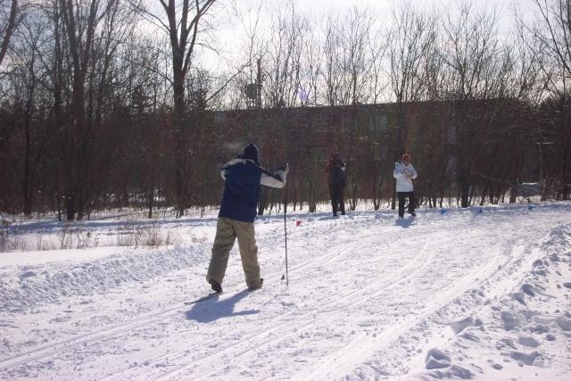 Ski de fond - 6e Championnat régional - 15 février 2007 Ski_de31