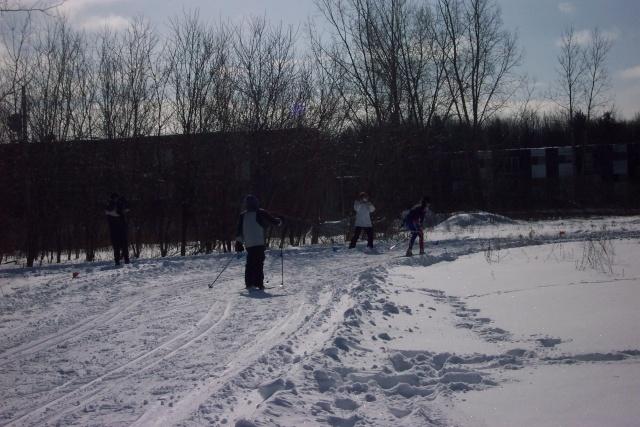 Ski de fond - 6e Championnat régional - 15 février 2007 Ski_de32