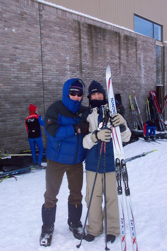 Ski de fond - 6e Championnat régional - 15 février 2007 Ski_de33