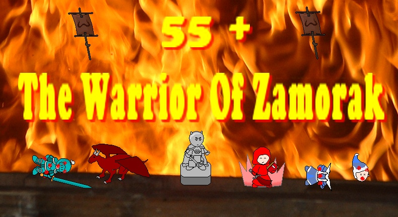 The Warrior Of Zammorak