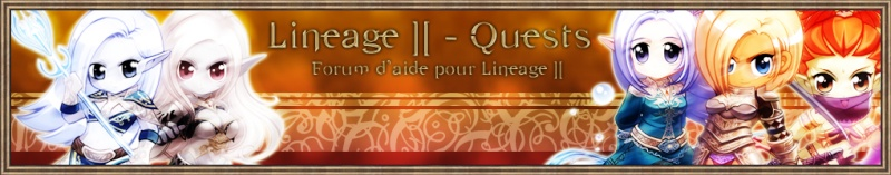 Lineage 2 - Quests