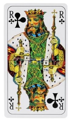Signification du roi de tr fle for Signification du chiffre 13