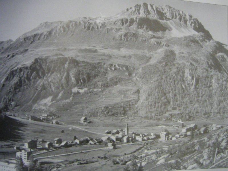 [Val d'Isère]Photos d'archives de la station et des environs Face10