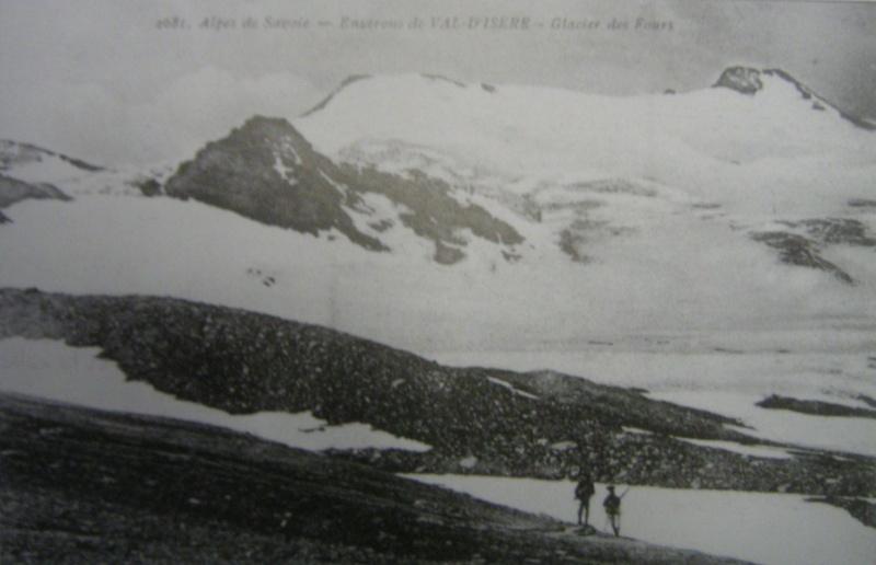 [Val d'Isère]Photos d'archives de la station et des environs Fours10