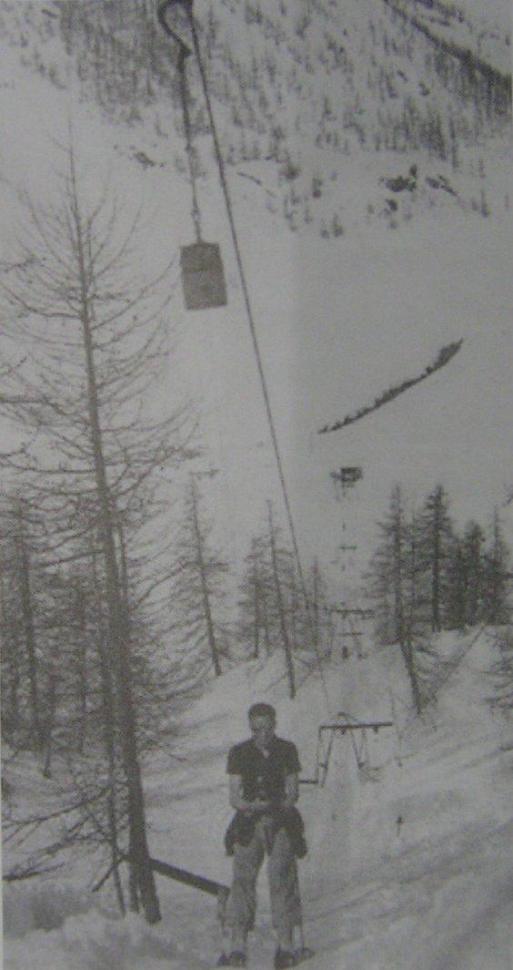 [Val d'Isère]Photos d'archives des remontées mécaniques - Page 2 Val110