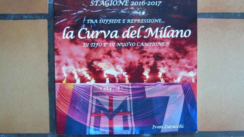 [GROUPE] - MILANO - STAGIONE 2016-2017, TRA DIFFIDE E REPRESSIONE… LA CURVA DEL MILANO DI TIFO E' .