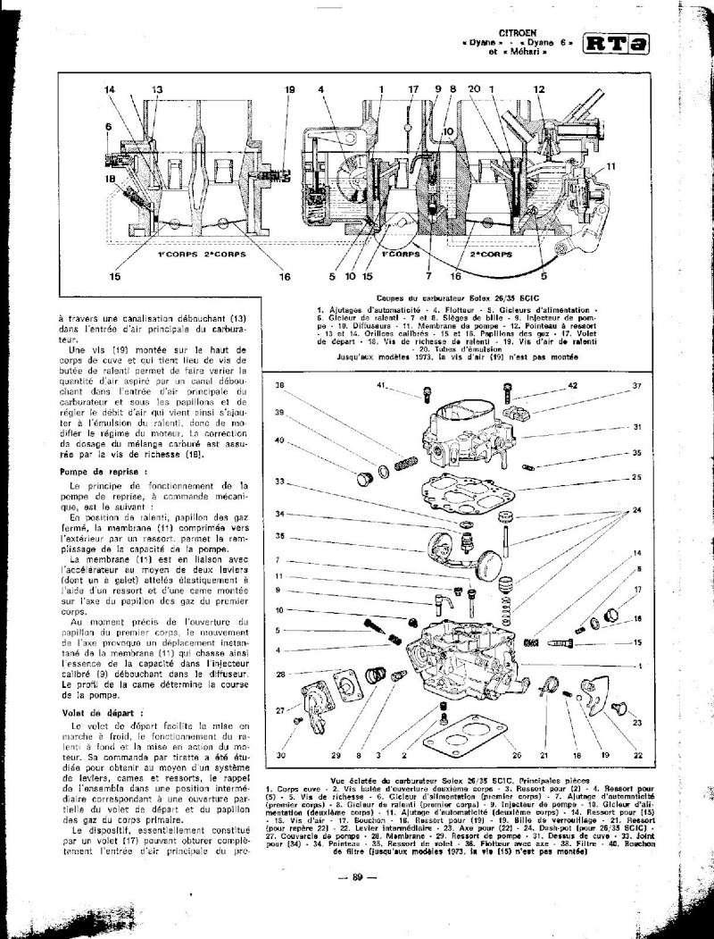 EVOLUTION DE LA CONSTRUCTION Dyane116