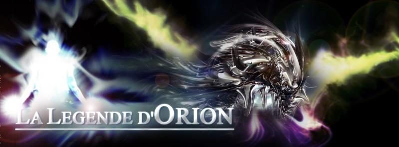 La Légende d'Orion