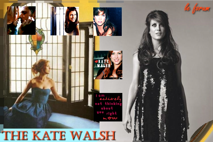:: The Kate Walsh ::