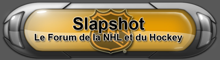 Slapshot - Forum NHL & Hockey