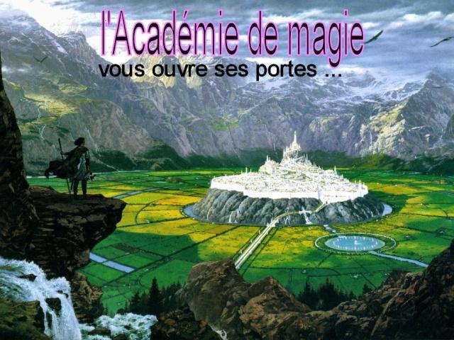 fantasy l'académie