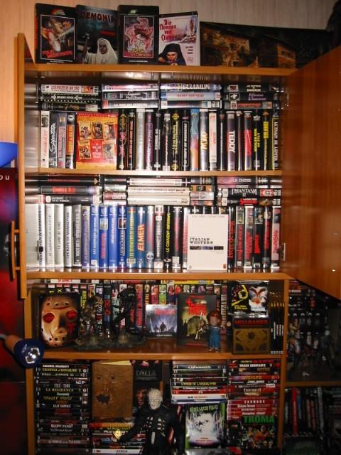 Nos collections dvd 610
