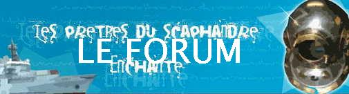 Le forum du Scaphandre enchanté
