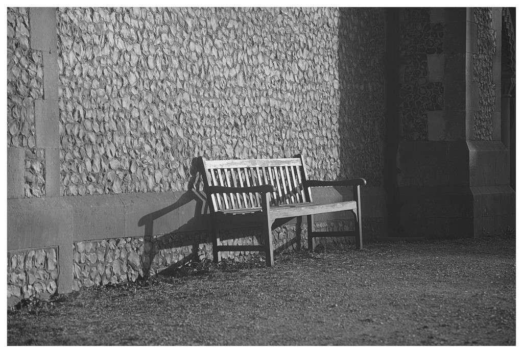 The Church Bench Img_4810
