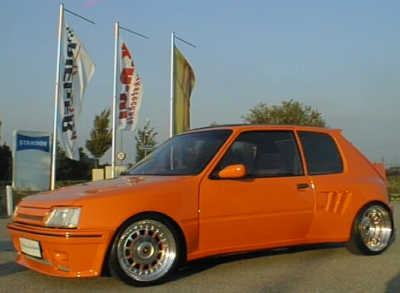 Le topic des 205 tuning 205110