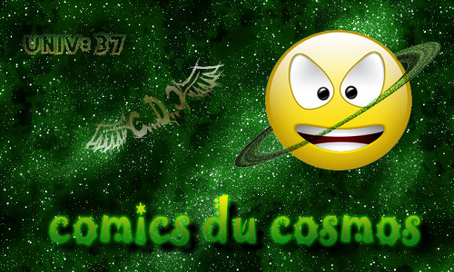 Les Comics Du Cosmos - Alliance Forum