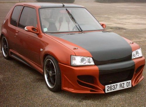 Le topic des 205 tuning 482-110