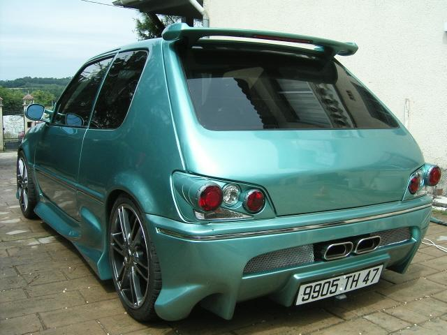 Le topic des 205 tuning 2210