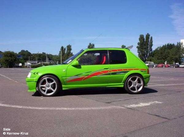 Le topic des 205 tuning Puggy211