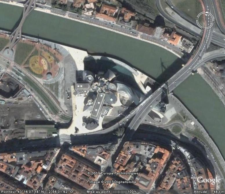 - Musée Guggenheim à Bilbao, Espagne Gugbil10