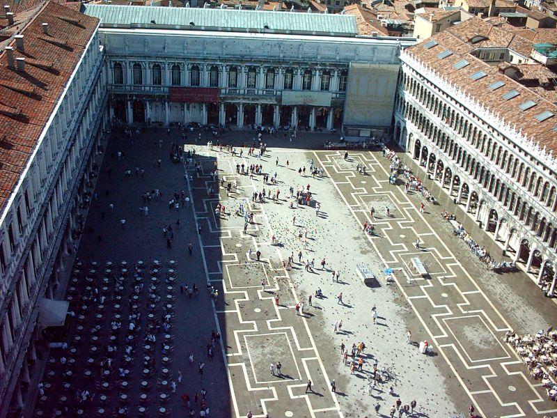 Place et Basilique Saint-Marc, Venise -Italie Pl_stm10
