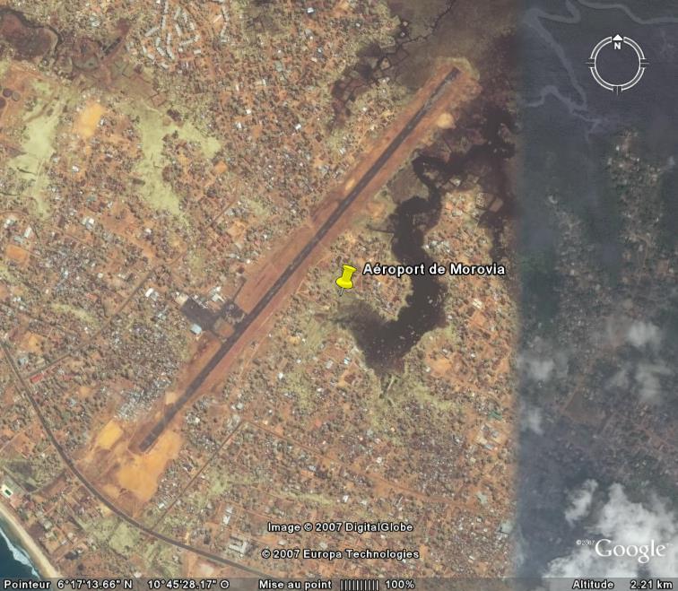 Aéroport de Morovia, Liberia Aeropo11