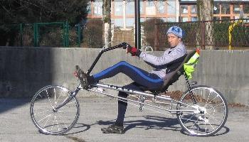 LWB sur porte-vélo attelage Rans10