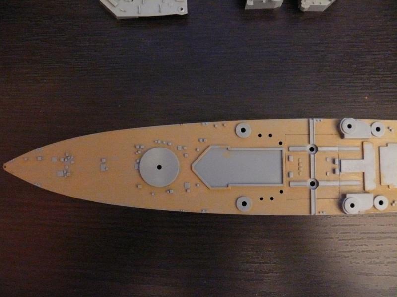 [Tamyia] HMS PRINCE of WALES 1/700 P1000311