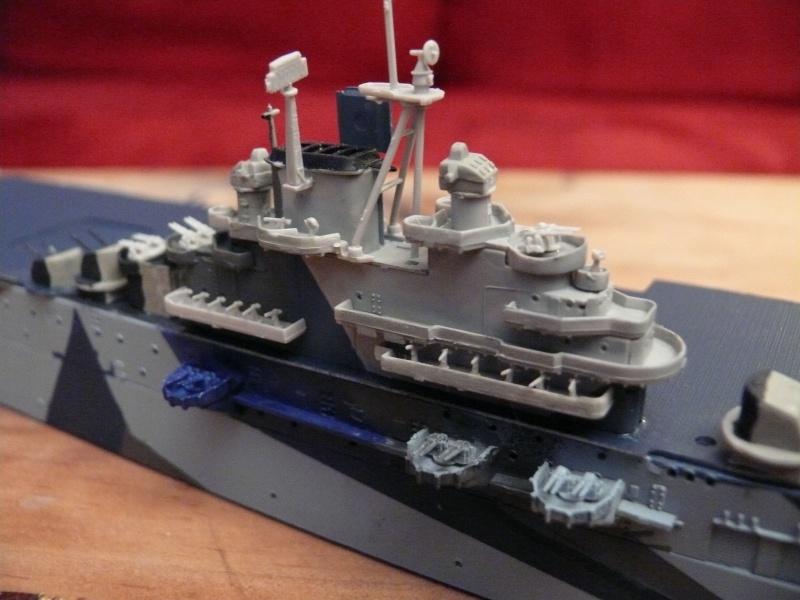 [TRUMPETER] USS YORKTOWN 1/700 P1000327