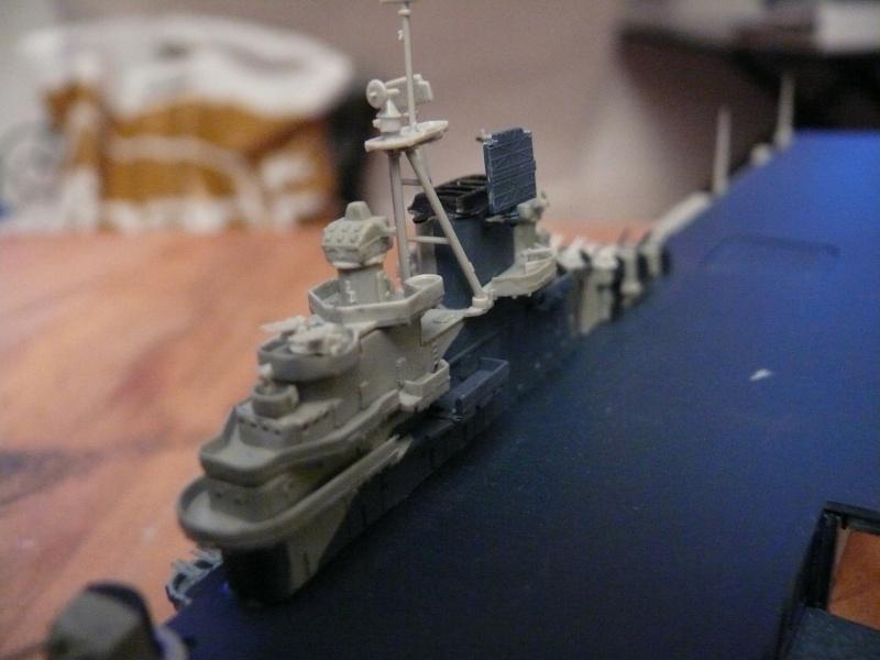 [TRUMPETER] USS YORKTOWN 1/700 P1000411