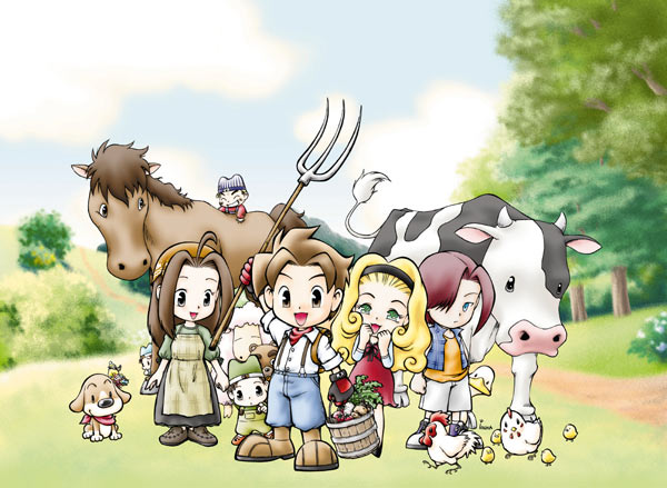 Harvest Moon Picture