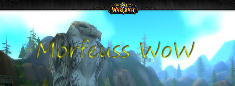Morfeuss WoW Forum