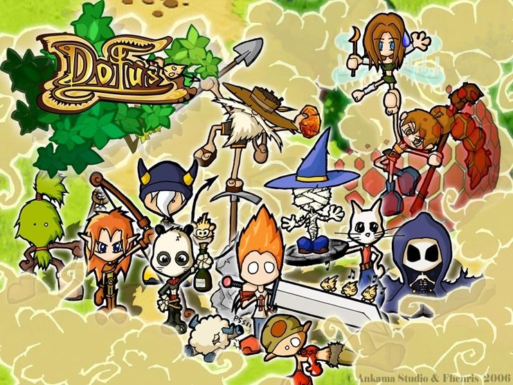 Dofus MMORPG