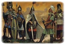 Kmeny Keltů, Germánů a dalších