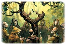 Sakrální hradiště pohanských kultů