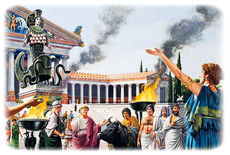 Pohanský chrám