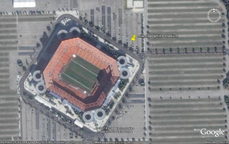 Stades de football américain full ! USA Dolphi10
