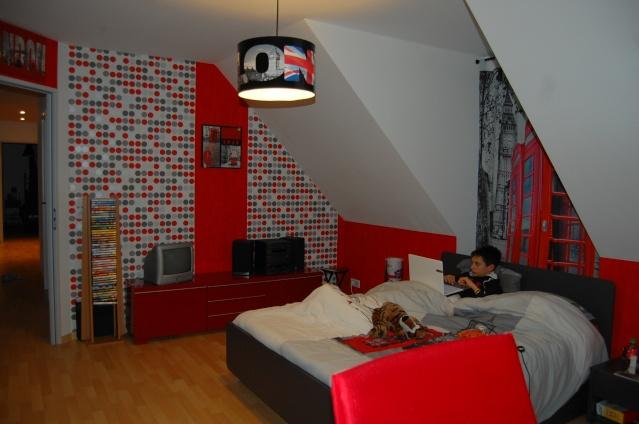 Id e deco chambre londres - Deco chambre london fille ...