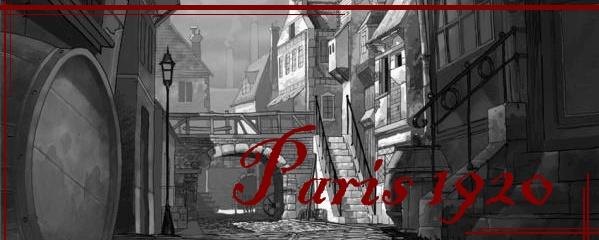 Paris des Années Folles