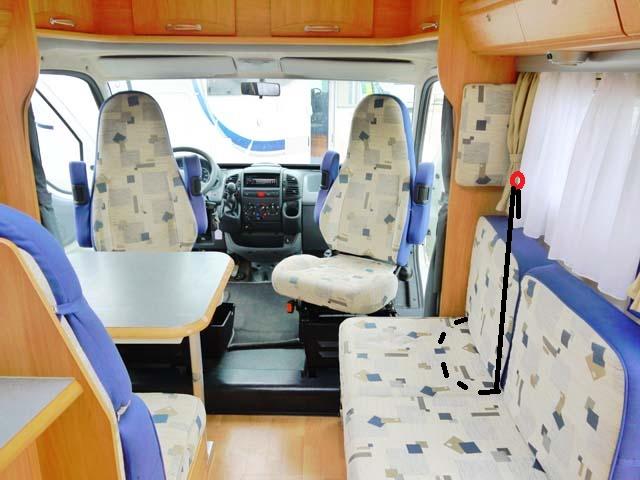 célèbre marque de designer super promotions vente chaude réel rajout d'une ceinture de sécurité - Forum de campingcar ...